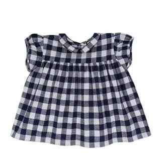 Caramel baby&child  - 新品未使用 little  cotton  clothes ブラウス
