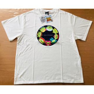 トイストーリー(トイ・ストーリー)のトイストーリー リトルグリーンメン Tシャツ 2枚(Tシャツ(半袖/袖なし))