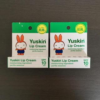 ユースキン(Yuskin)のユースキン リップクリーム 2個セット(リップケア/リップクリーム)