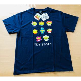 トイストーリー(トイ・ストーリー)のディズニー トイストーリー Tシャツ M(Tシャツ(半袖/袖なし))
