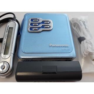 Panasonic - パナソニック ポータブルMDプレーヤー SJ-MJ15 MDLP対応