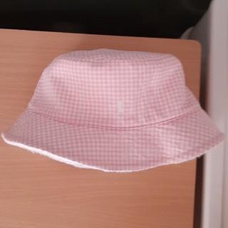 ラルフローレン(Ralph Lauren)の【RALPH LAUREN】ベビー 帽子 女の子(帽子)