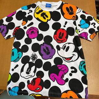 ミッキーマウス -  ディズニー ミッキーTシャツ