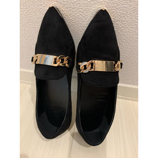 グレイル(GRL)のフラットシューズ(ローファー/革靴)