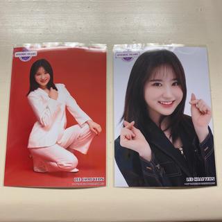 エイチケーティーフォーティーエイト(HKT48)のIZ*ONE チェヨン SC 生写真(K-POP/アジア)