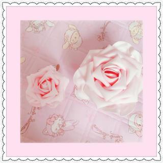 フランフラン(Francfranc)のロマプリ 壁掛け ウォールフラワー 薔薇(インテリア雑貨)