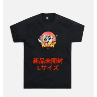 KITH x LOONEY TUNES THAT'S ALL FOLKS TEE(Tシャツ/カットソー(半袖/袖なし))