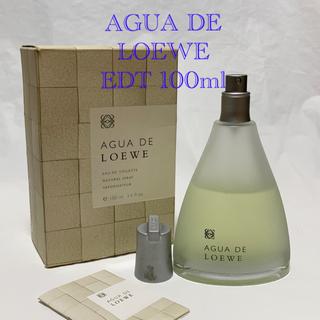 ロエベ(LOEWE)のAGUA DE LOEWE  アグア デ ロエベ EDT 100ml 香水(香水(女性用))