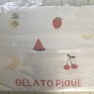 ジェラートピケ(gelato pique)ののりちゃま様専用 ジェラートピケ バスマット(バスマット)