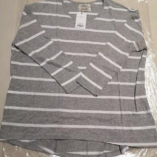 アングリッド(Ungrid)のボーダーロンT gr(Tシャツ(長袖/七分))
