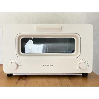 バルミューダ(BALMUDA)のバルミューダ スチームトースター BALMUDA(電子レンジ)
