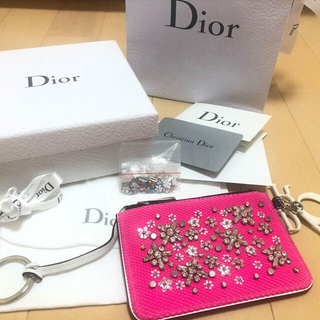 クリスチャンディオール(Christian Dior)のChristian Dior  コインキーケース(コインケース)