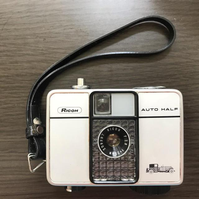 RICOH(リコー)のRICOH  auto half e カメラ スマホ/家電/カメラのカメラ(フィルムカメラ)の商品写真