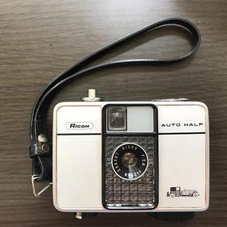 RICOH - RICOH  auto half e カメラ