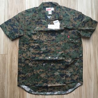シュプリーム(Supreme)のsupreme✖️ギャルソン ボタンシャツ(シャツ)