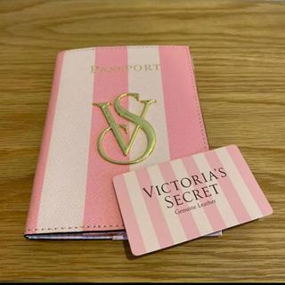 ヴィクトリアズシークレット(Victoria's Secret)のヴィクシー パスポートケース(その他)