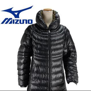 ミズノ(MIZUNO)のMIZUNO*テックフィルハーフコート(ダウンジャケット)