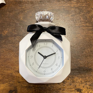 フランフラン(Francfranc)のLADONNA 置時計(置時計)