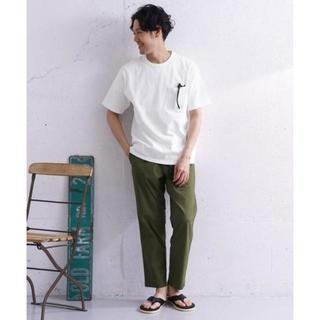 ドアーズ(DOORS / URBAN RESEARCH)のアーバンリサーチドアーズ2019年春夏 アップランドコットン H/W Tシャツ(Tシャツ/カットソー(半袖/袖なし))