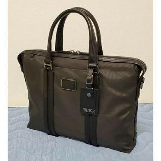 トゥミ(TUMI)のTUMIトゥミ ビジネスバッグ グレー×ブラック (ビジネスバッグ)