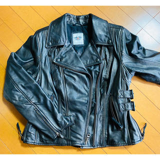 ハーレーダビッドソン(Harley Davidson)のHarley-Davidson 正規品(ライダースジャケット)