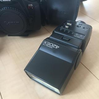 キヤノン(Canon)の【期間限定セール】Canon 420EX スピードライト(ストロボ/照明)