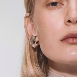 デミルクスビームス(Demi-Luxe BEAMS)のiris47 puff earring(イヤリング)