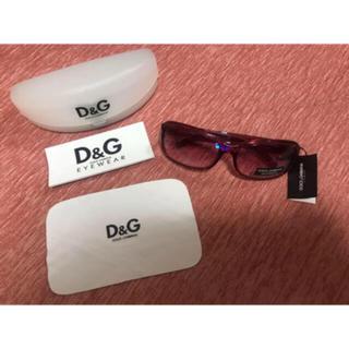 ドルチェアンドガッバーナ(DOLCE&GABBANA)の♡新品未使用DOLCE&GABBANAサングラス♡ (サングラス/メガネ)