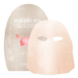 ローズゴールド24マスク (パック/フェイスマスク)