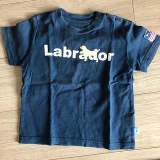 ラブラドールリトリーバー(Labrador Retriever)のラブラドールリトリバー 90(Tシャツ/カットソー)