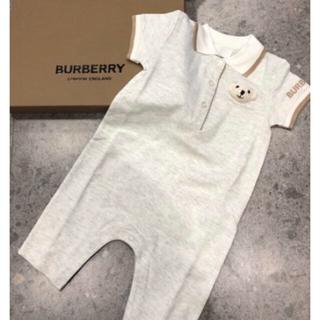 バーバリー(BURBERRY)のBurberry*ロンパース*(ロンパース)