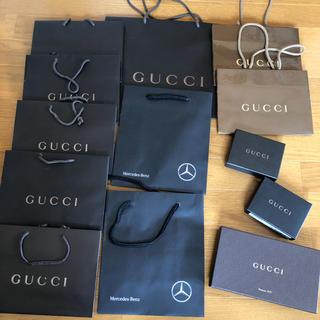 グッチ(Gucci)のグッチショップ袋 まとめ売り(ショップ袋)