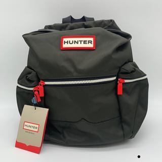 ハンター(HUNTER)の・【防水バックパック‼】HUNTER ハンター ミニバックパック ダークオリーブ(リュック/バックパック)