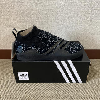 アベイシングエイプ(A BATHING APE)のA BATHING APE × ADIDAS SKATEBOARDING (スニーカー)