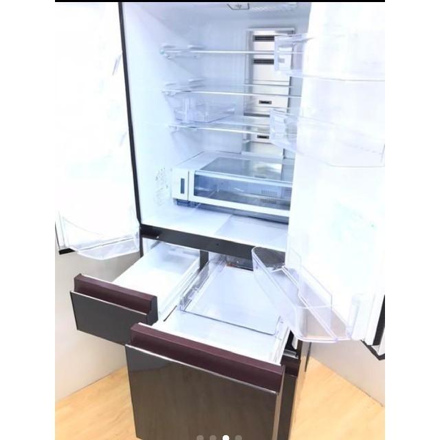 SHARP(シャープ)の冷蔵庫 定価45万円  冷蔵庫 2020年納品  メガフリーザー スマホ連携  スマホ/家電/カメラの生活家電(冷蔵庫)の商品写真