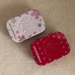 Starbucks Coffee - スタバ【アフターコーヒーミント】さくら&ストロベリー