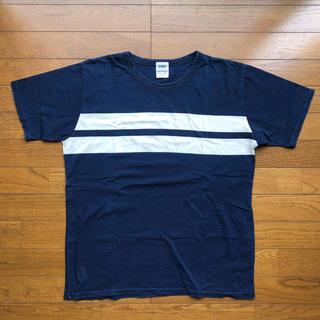 古着Tシャツ ヴィンテージ インディゴ (Tシャツ/カットソー(半袖/袖なし))