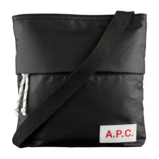 アーペーセー(A.P.C)の新品 APC protection メッセンジャーバッグ(メッセンジャーバッグ)