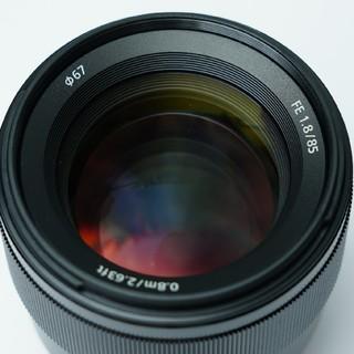 ソニー(SONY)のSONY FE 85mm f1.8 SEL85F18 ソニー 単焦点(レンズ(単焦点))
