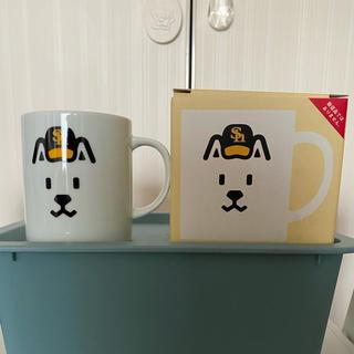ソフトバンク(Softbank)の2014ソフトバンクホークス日本一記念マグカップ(記念品/関連グッズ)