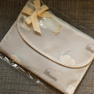ジェラートピケ(gelato pique)の新品 ジェラートピケ ドリームアニマル 母子手帳 ジャバラ(母子手帳ケース)