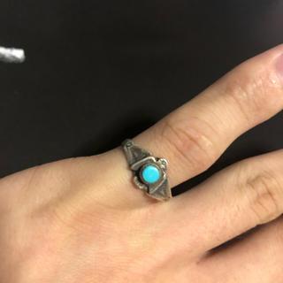 ゴローズ(goro's)のナバホ族インディアンジュエリーリング(リング(指輪))