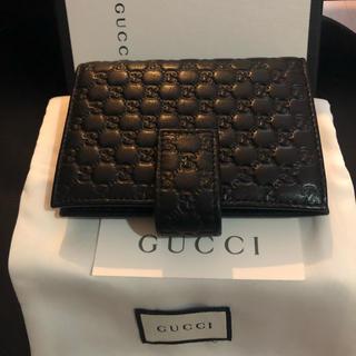 グッチ(Gucci)のセール価格✨美品✨GUCCIマイクロGG✨定期入れ、名刺、カード入れ(名刺入れ/定期入れ)
