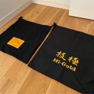 HI-GOLD - 【ハイゴールド 】グローブ袋 2枚セット