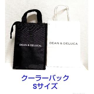 ディーンアンドデルーカ(DEAN & DELUCA)のDEAN&DELUCA ディーン&デルーカ 保冷バック(S)ブラック(エコバッグ)