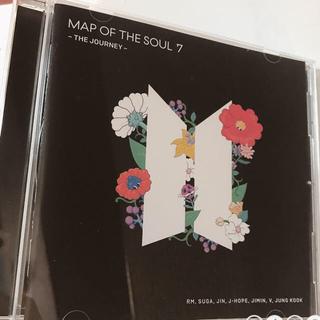 ボウダンショウネンダン(防弾少年団(BTS))のMAP OF THE SOUL:7 ~THE JOURNEY~(通常盤・初回プレ(ヒップホップ/ラップ)