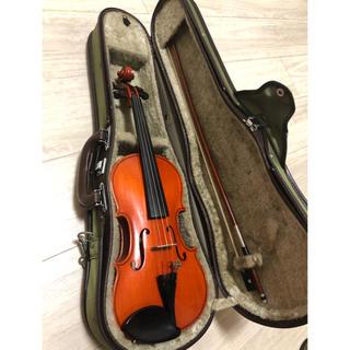 スズキ(スズキ)のSUZUKI ヴァイオリン 330 1/4(ヴァイオリン)