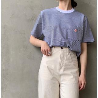 ダントン(DANTON)のダントン  ボーダー カットソー Tシャツ(Tシャツ(半袖/袖なし))