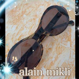 alanmikli - アランミクリ   サングラス