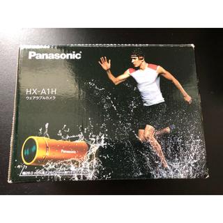 パナソニック(Panasonic)のウェアラブルカメラ   パナソニック   HX-A1H(その他)